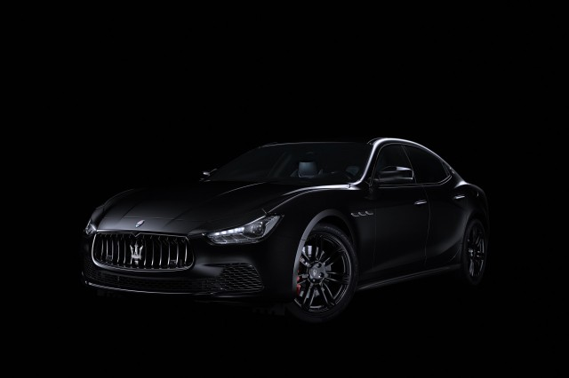 Maserati Ghibli Nerissimo Special Edition