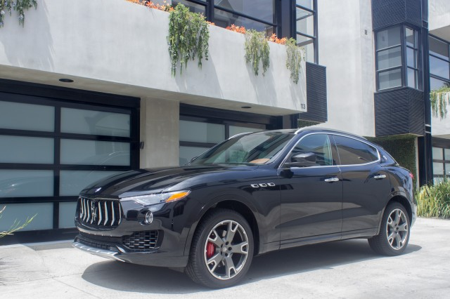 2017 Maserati Levante first drive review