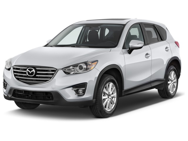 2017 Mazda CX-5 Grand Touring FWD Angular Front Exterior View