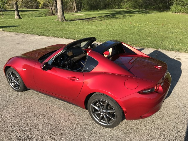 2017 mazda mx 5 miata rf first drive review the miata coupe targa we 39 ve always wanted. Black Bedroom Furniture Sets. Home Design Ideas