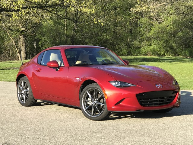 2017 mazda mx 5 miata rf first drive review the miata coupe targa we 39 ve always wanted best. Black Bedroom Furniture Sets. Home Design Ideas