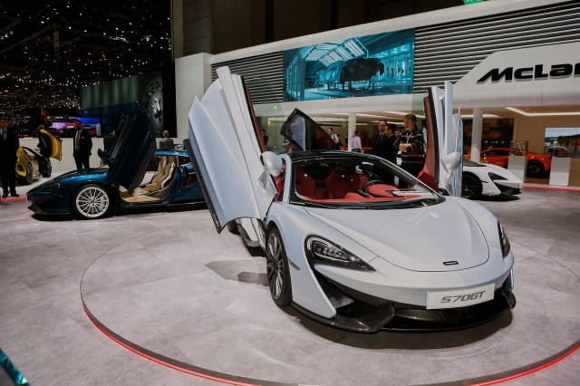 Mclaren Lays Out Future Plans Says Half Its Cars Will Be