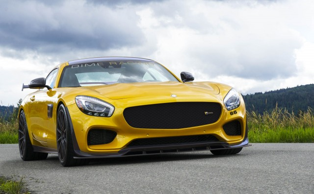 2017 Mercedes-AMG GT by Dime Racing