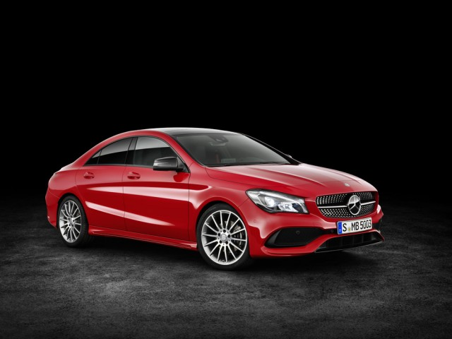 2017 mercedes benz cla class. Cars Review. Best American Auto & Cars Review