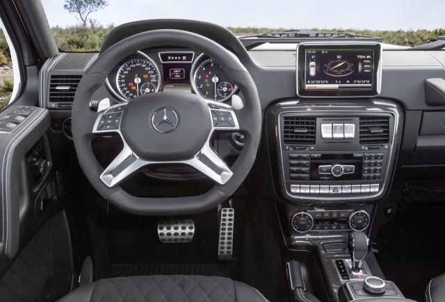 Rugged MercedesBenz G550 4x4 priced from 225925