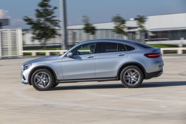 2017 mercedes benz glc300 4matic coupe first drive review. Black Bedroom Furniture Sets. Home Design Ideas