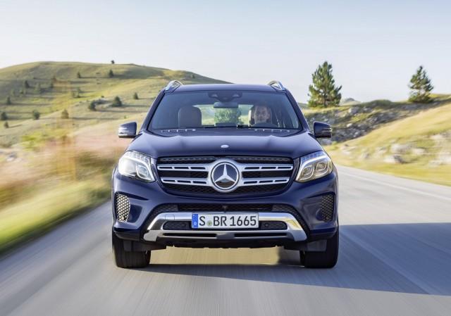 mercedes benz new car release2017 MercedesBenz GLS Hyundai Launches Genesis Brand VWs New