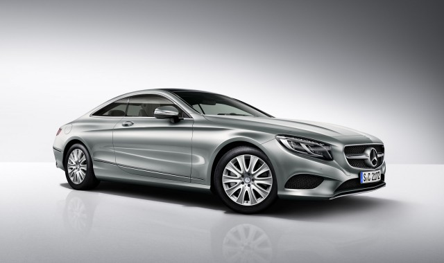 Mercedes benz adds s400 4matic model to s class coupe range for Mercedes benz europe