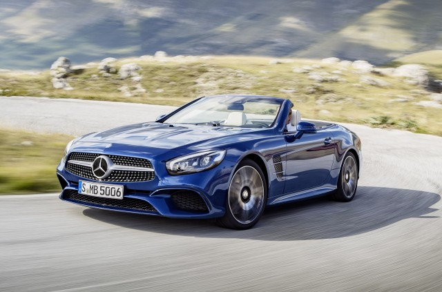 Mercedes-AMG's pair of GT Roadsters are ready for their Paris debut
