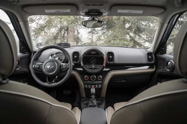 2017 Mini Countryman First Drive Review A Better BMW