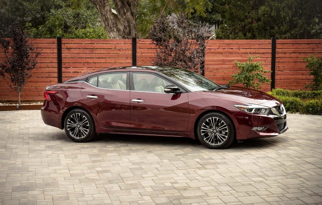 2017 Nissan Maxima Review, Ratings, Specs, Prices, and Photos - The Car Connection