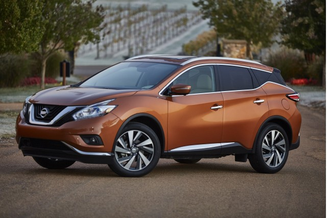2017 nissan murano review ratings specs prices and photos the car connection