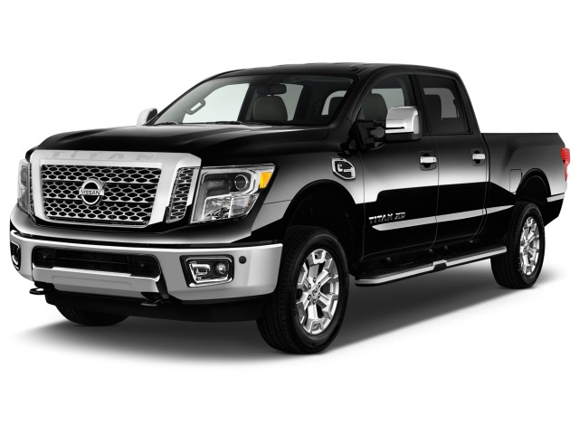 2017 nissan titan xd pictures photos gallery green car reports. Black Bedroom Furniture Sets. Home Design Ideas