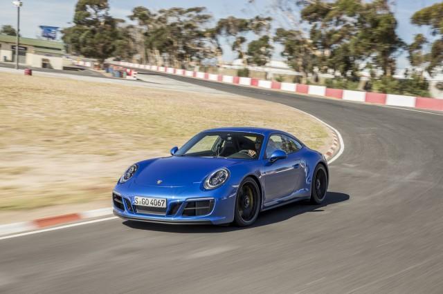2017 porsche 911 carrera gts manual coupe