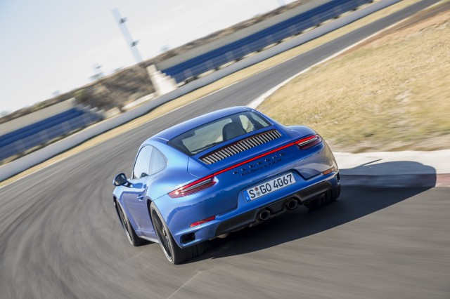 Excellent 2017 Porsche 911 Carrera GTS First Drive Review The Bargain 911 Page