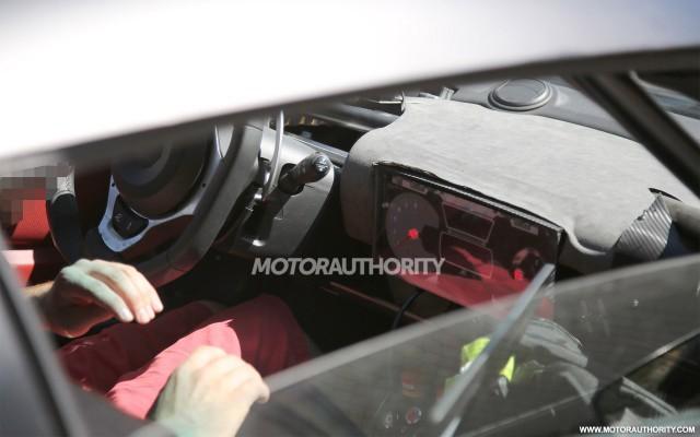 2017 Renault Alpine AS1 test mule spy shots - Image via S. Baldauf/SB-Medien