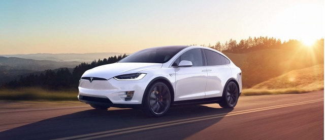 2017 Tesla Model X Electric Car Pricing Feature Changes