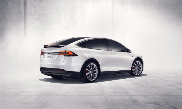 Tesla Inc (TSLA) Model X Is The Safest-Ever SUV
