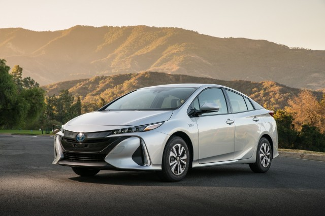 How many Toyota Prius Primes will be sold in its first 12 months
