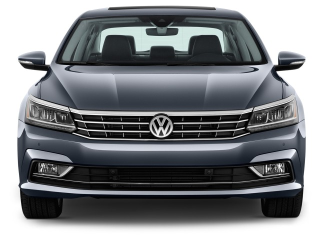 Volkswagen Passat News Photos Gallery - MotorAuthority
