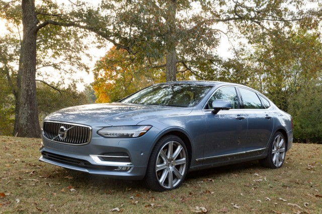 new and used volvo s90 prices photos reviews specs the car connection. Black Bedroom Furniture Sets. Home Design Ideas