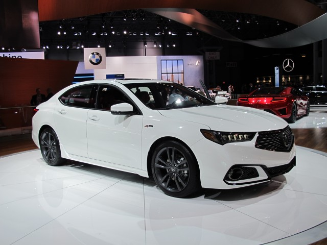 Fantastic 2018 Acura TLX Preview