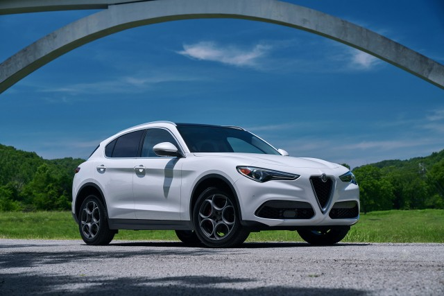 Innovative 2018 Alfa Romeo Stelvio First Drive Review The SUV We39ve