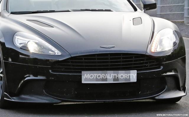 Aston Martin issues broad recall over non-complaint door locks