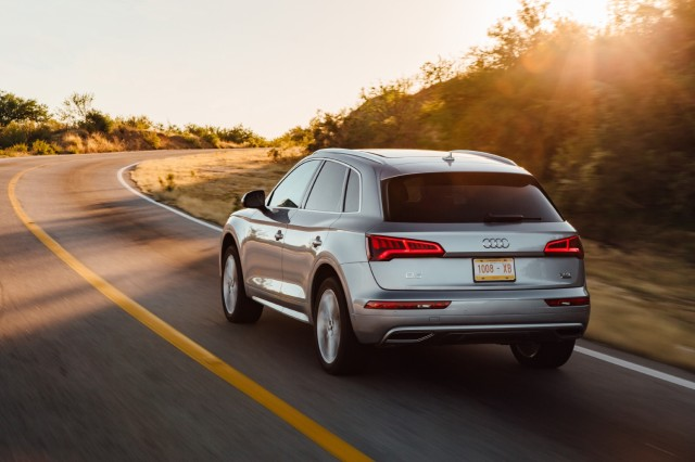 2018 Audi Q5 first drive review: Everything you expect, in a better ...