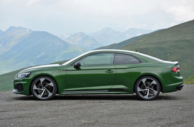 Smart Key Audi Rs >> 2018 Audi RS 5 first drive review: green with mean (Page 3)