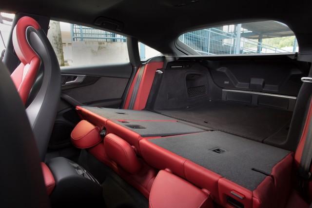 2018 Audi A5 S5 Sportback First Drive Review A Niche