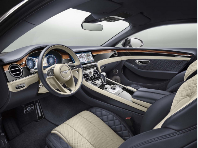 Bentley Continental GT revealed ahead of its Frankfurt debut