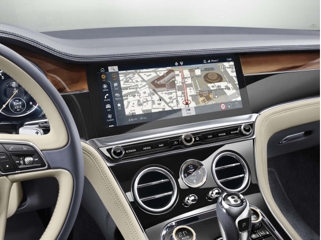Step Inside The Stunning 2018 Bentley Continental GT