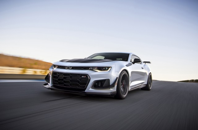 Off Roading Cars >> Chevy Camaro ZL1 1LE is too dangerous to be sold in Europe