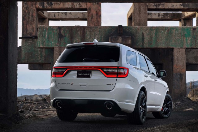 Chicago 2017: 2018 Dodge Durango SRT unleashed