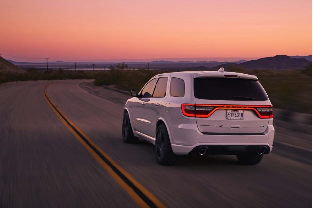 Dodge Durango SRT priced at $64090