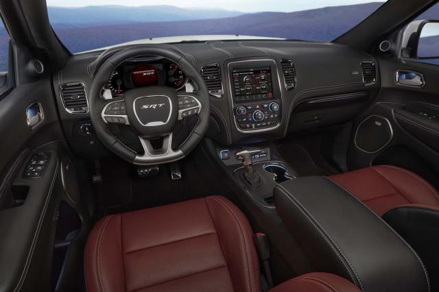 Dodge Durango SRT priced at $64090
