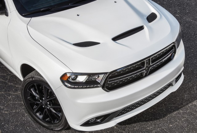 Dodge Durango R/T Gains SRT Attitude With Shared Front Fascia