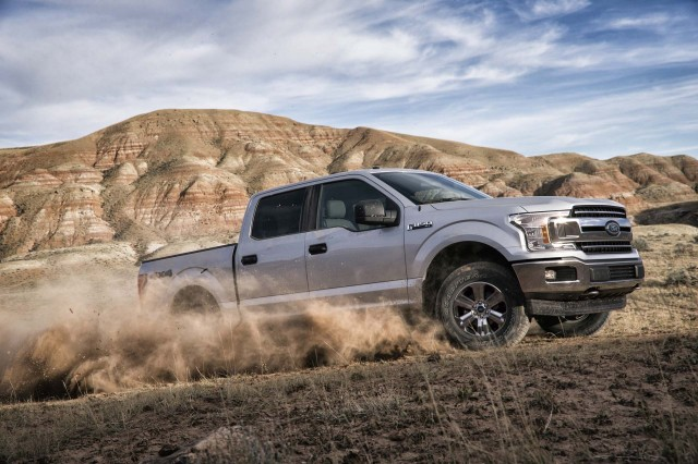 Ford F-150 Gets New Styling, Diesel Engine