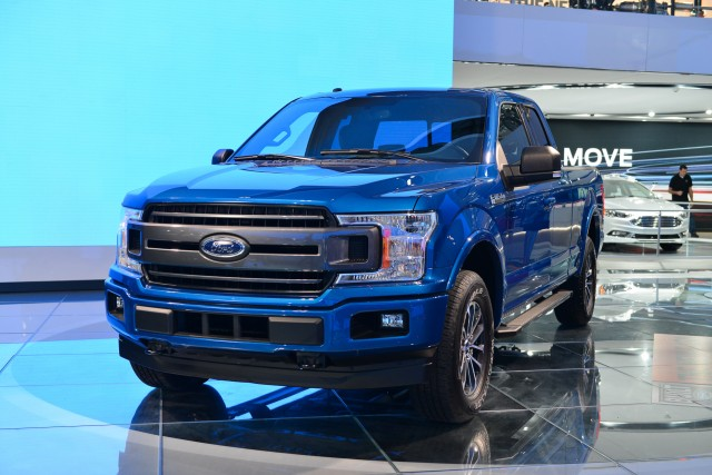 2017 Detroit auto show: Here's what debuted