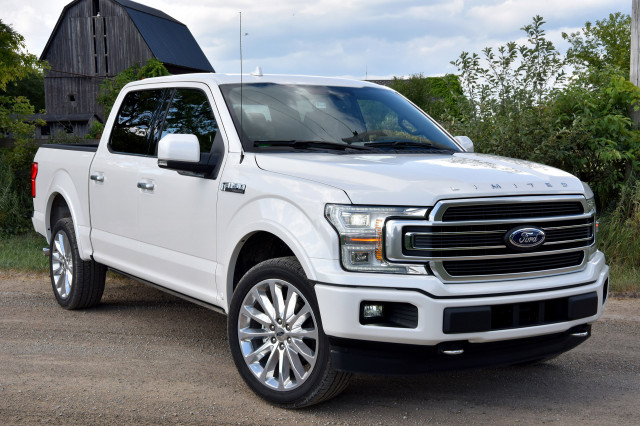 2018 Ford F 150 First Drive Review So Good You Won T Even Notice