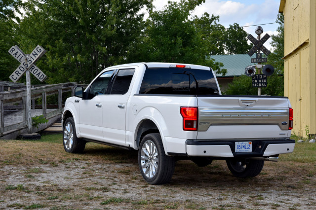2018 ford f 150 first drive review so good you won 39 t even. Black Bedroom Furniture Sets. Home Design Ideas