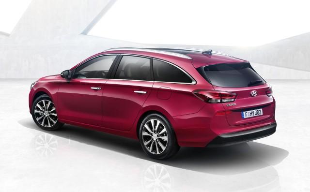 2018 Hyundai Elantra Touring (i30 Tourer)