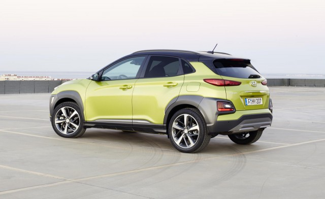 2018 Hyundai Kona: a four-minute first drive