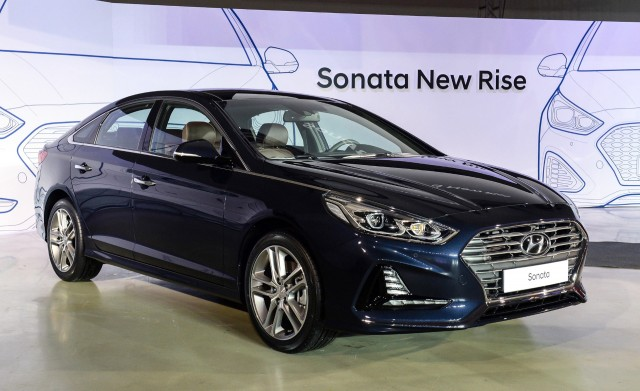 2018 Hyundai Sonata (Korean spec)