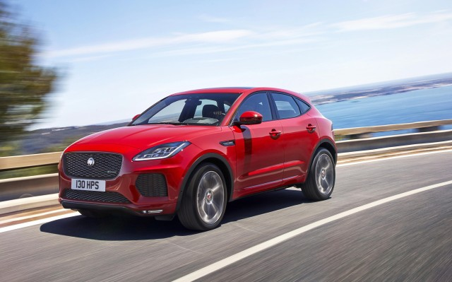 Build A Jaguar Xe >> 2018 Jaguar E-Pace Review, Ratings, Specs, Prices, and Photos - The Car Connection