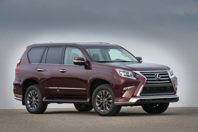 2018 lexus gx review ratings specs prices and photos. Black Bedroom Furniture Sets. Home Design Ideas