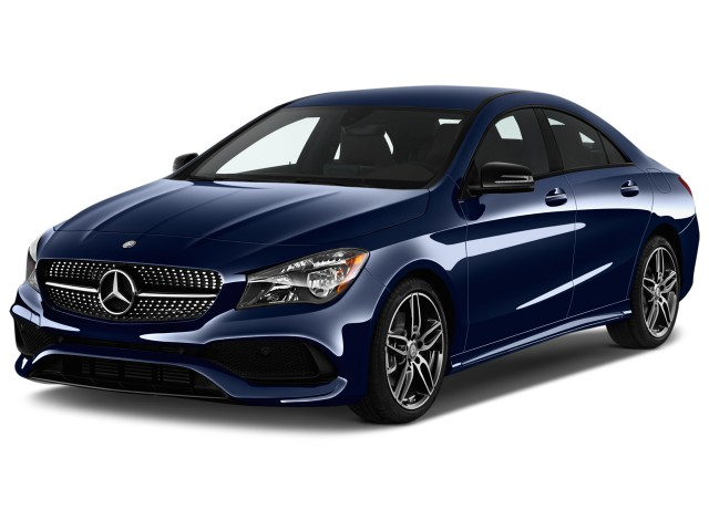 2018 Mercedes Benz Cla Pictures Photos Gallery The Car