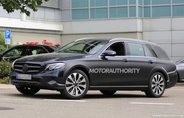 Mercedes e klasse all terrain 2019
