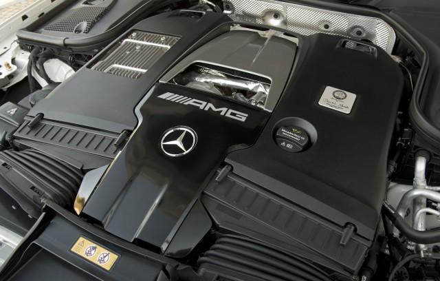 2018 Mercedes-AMG E63 S